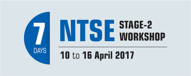NTSE-Stage-2-workshop